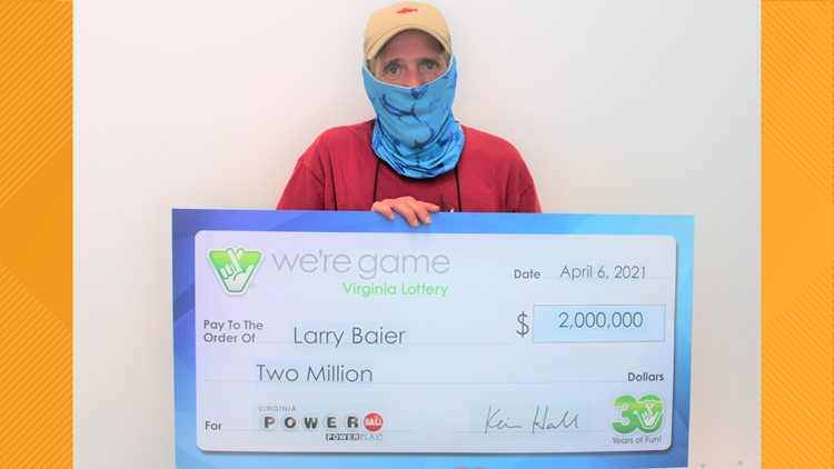 Suffolk man wins $2 million in Powerball drawing