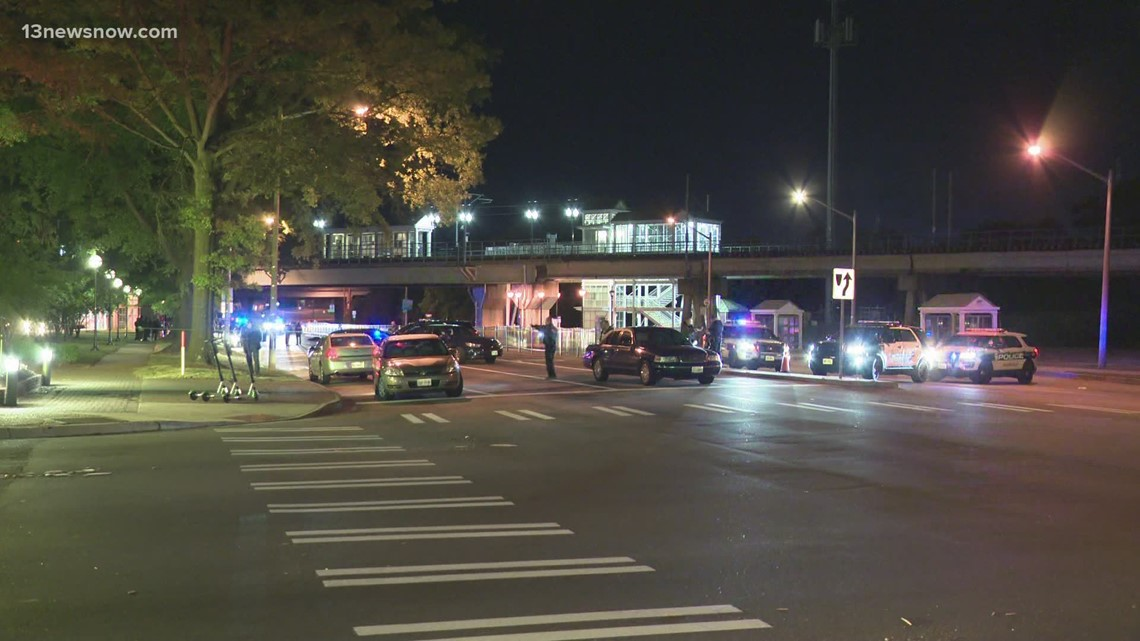 Man shot and killed along East Brambleton Avenue in Norfolk