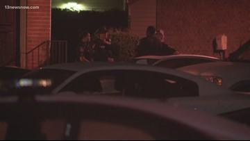 Woman seriously hurt in Hampton shooting overnight