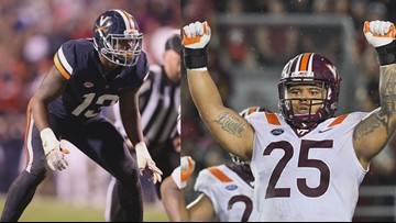 Local players Peace and Walker get NFL free agent deals