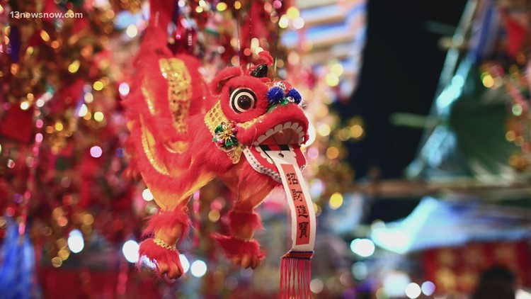 Celebrating Chinese New Year during a pandemic