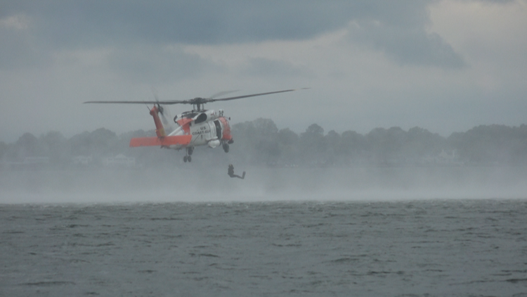 Search and rescue crews across Virginia teamed up in annual forum to enhance recovery missions