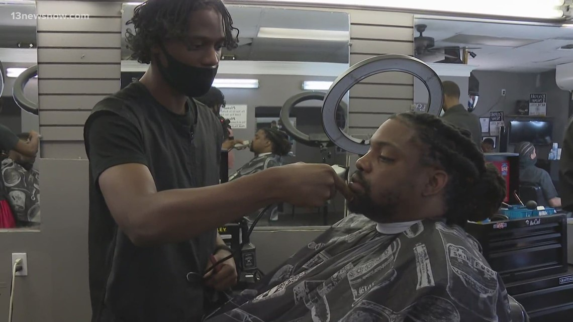 Black businesses, barber shops join fight to get underserved communities vaccinated against COVID-19