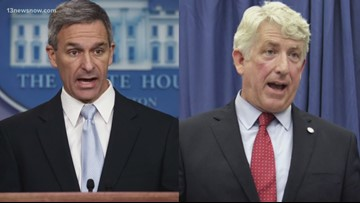 Virginia's Attorney General sues former Attorney General Ken Cuccinelli