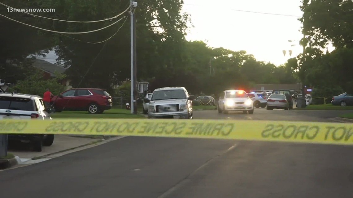 Neighbors recount shooting that left woman dead; police search for 16-year-old suspect
