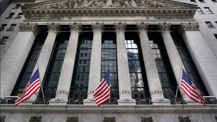 Stocks sink again on Wall Street as inflation worries mount