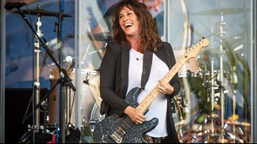 Alanis Morissette bringing 25th anniversary of 'Jagged Little Pill' tour to Virginia Beach