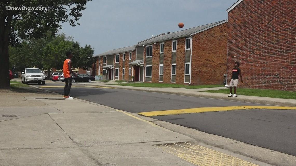 Friendship Village to get new Basketball Court