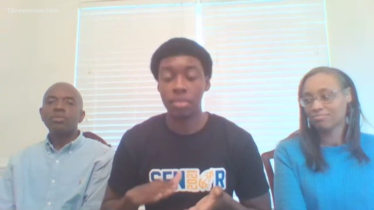 Franklin teen accepted to 40 colleges, receives $1.6 million in scholarships