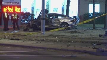 High speed crash in Virginia Beach kills 2, hurts 4