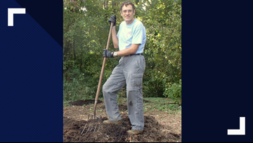 MAKING A MARK: Chesapeake man organizes neighborhood environmental group