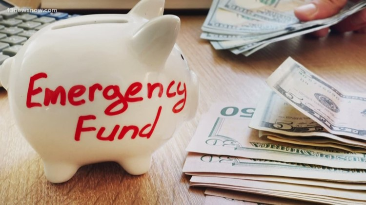 Being financially prepared for a recession