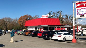 Iconic Hampton burger joint Smitty's Better-Burger reopens