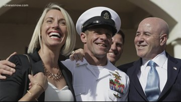 NEWSMAKER: Navy Secretary forced out over handling of war crimes case
