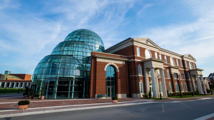 CNU's Torggler Fine Arts Center nears grand opening