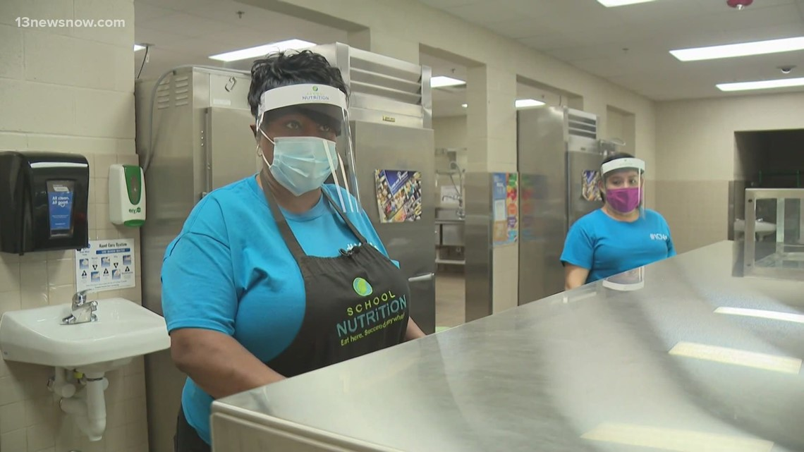 What happens when USDA's free lunch program runs out? Options for Hampton Roads students