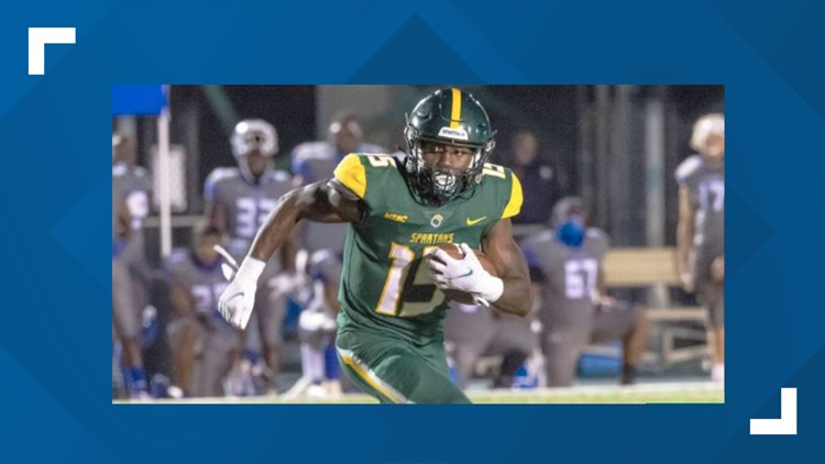 Spartans surge in 2nd half, top St. Francis 28-16