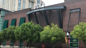 Dick's Sporting Goods store leaving Virginia Beach Town Center