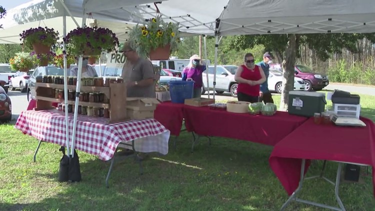 Farmers Market Opens in Chesapeake to Increase Access to Healthier Food