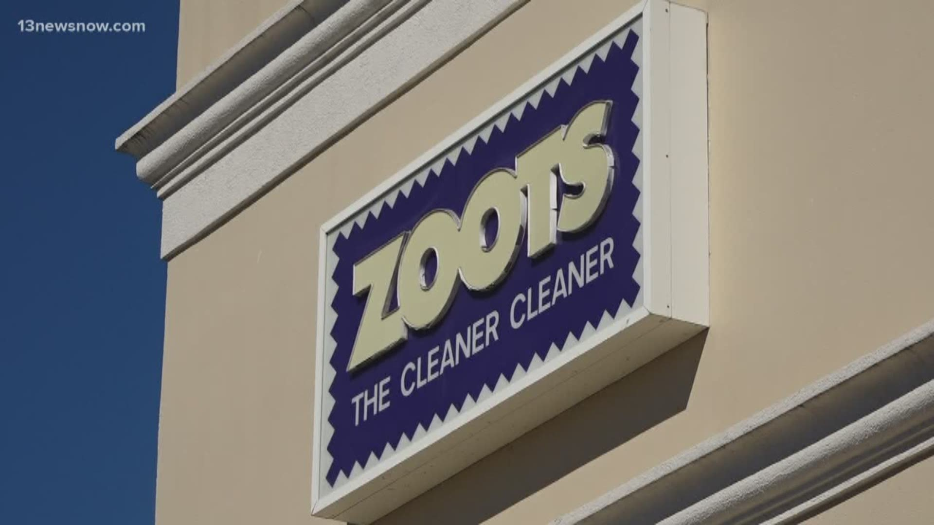 Zoots Cleaners Closes All Stores Backup Store With