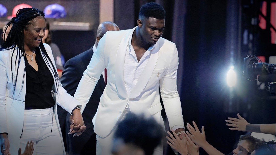 Zion's moving tribute to his mother: 'She put her dreams aside for mine'