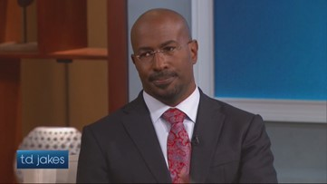 Van Jones Gives His Take On The Protests Happening Across The Country
