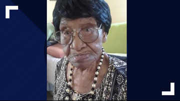 She's the granddaughter of a slave. She's turning 111.