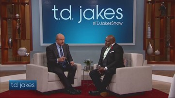 See Why Dr. Phil Recommends T.D. Jakes Show To All of America!