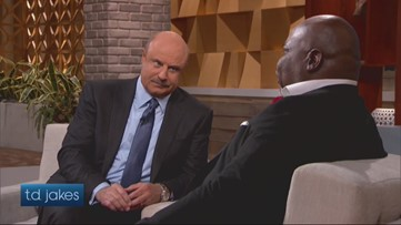 Dr. Phil Shares His Thoughts On The Outcome of the Presidential Election