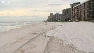 'We're just hunkering down': Families who didn't evacuate ahead of Michael brace for storm