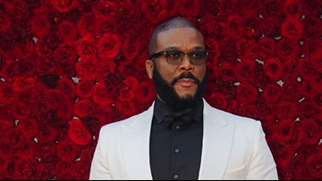 Tyler Perry Studios dedicates sound stages to Denzel Washington, Halle Berry, Oprah as black Hollywood comes out to celebrate the grand opening