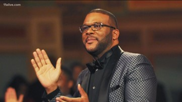 Reports: Tyler Perry sends seaplane for Hurricane Dorian aftermath in Bahamas