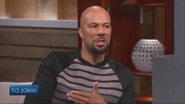 Common Tells T.D. Jakes About His Foundation For Inner City Youth